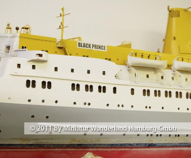 Panini 2011 Bild Nr 070  Miniatur Wunderland