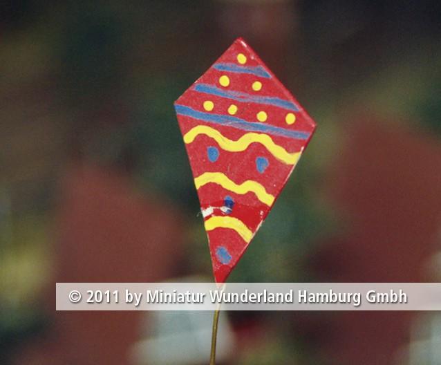 Panini 2011 Bild Nr 075  Miniatur Wunderland