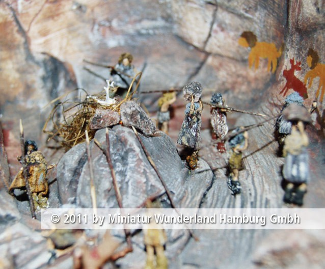Panini 2011 Bild Nr 079  Miniatur Wunderland