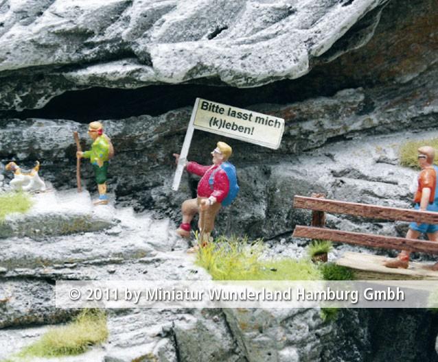 Panini 2011 Bild Nr 097  Miniatur Wunderland