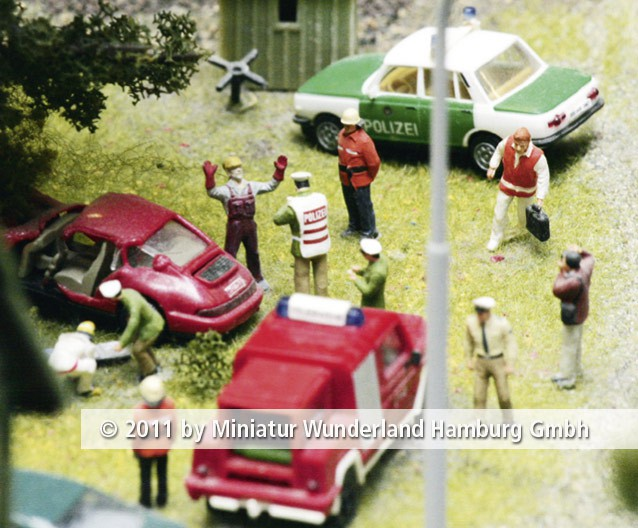 Panini 2011 Bild Nr 103  Miniatur Wunderland
