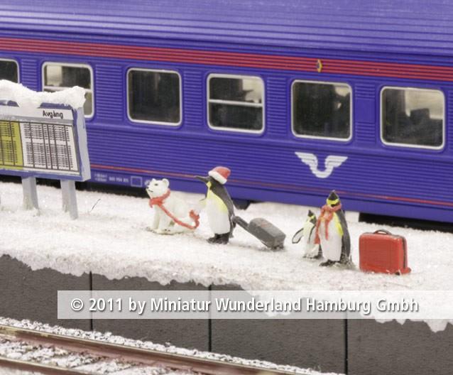 Panini 2011 Bild Nr 116  Miniatur Wunderland