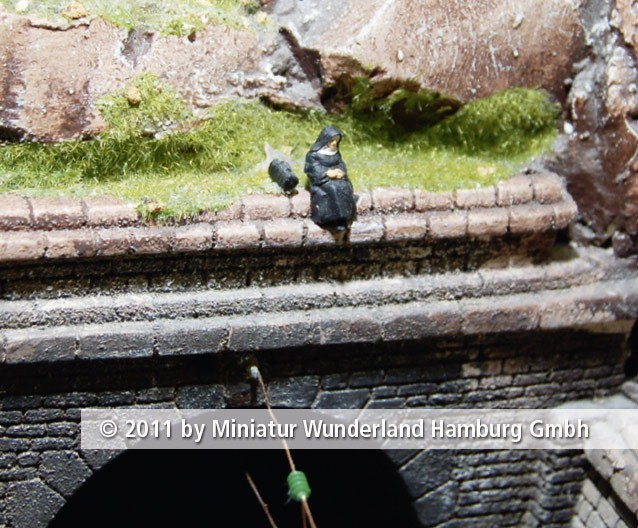 Panini 2011 Bild Nr 123  Miniatur Wunderland