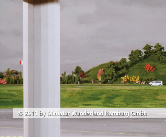 Panini 2011 Bild Nr 137  Miniatur Wunderland