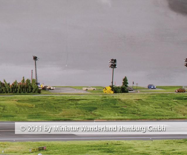 Panini 2011 Bild Nr 139  Miniatur Wunderland