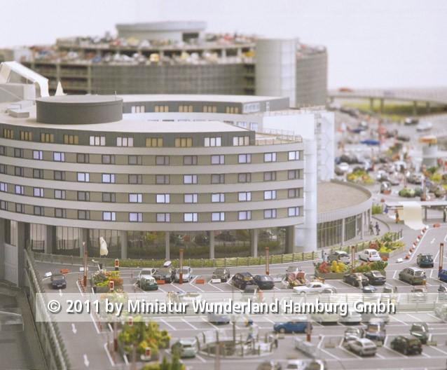 Panini 2011 Bild Nr 151  Miniatur Wunderland