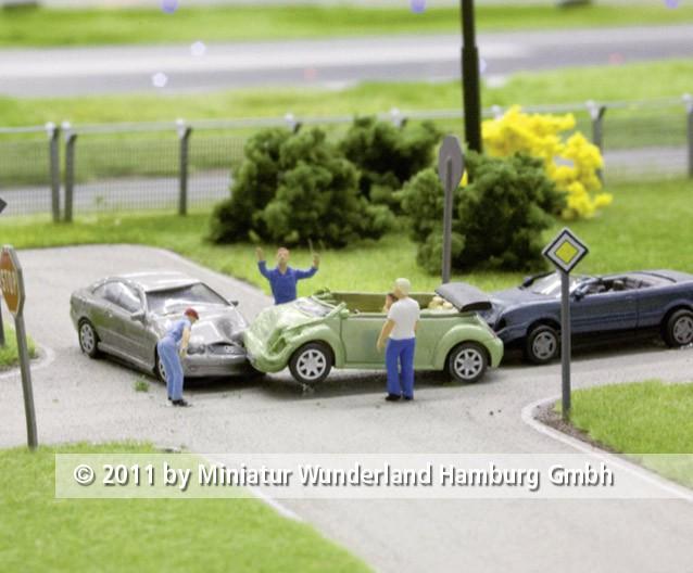 Panini 2011 Bild Nr 156  Miniatur Wunderland