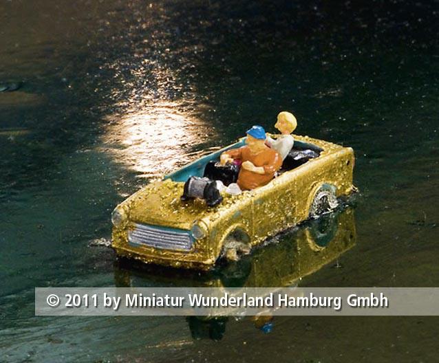 Panini 2011 Bild Nr 162  Miniatur Wunderland