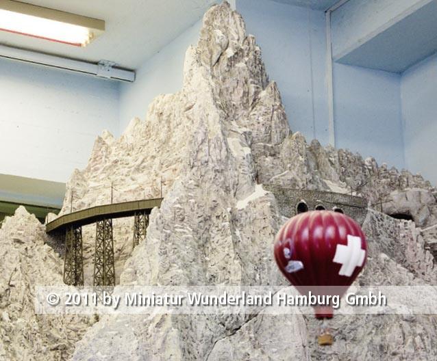 Panini 2011 Bild Nr 169  Miniatur Wunderland