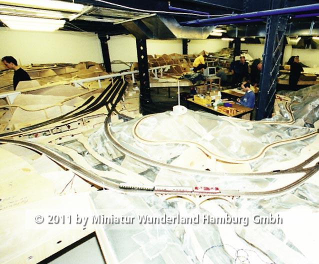 Panini 2011 Bild Nr 170  Miniatur Wunderland