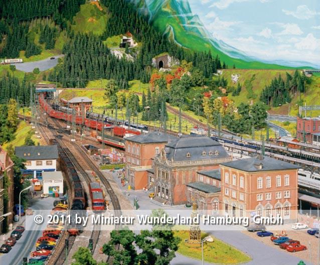 Panini 2011 Bild Nr 173  Miniatur Wunderland