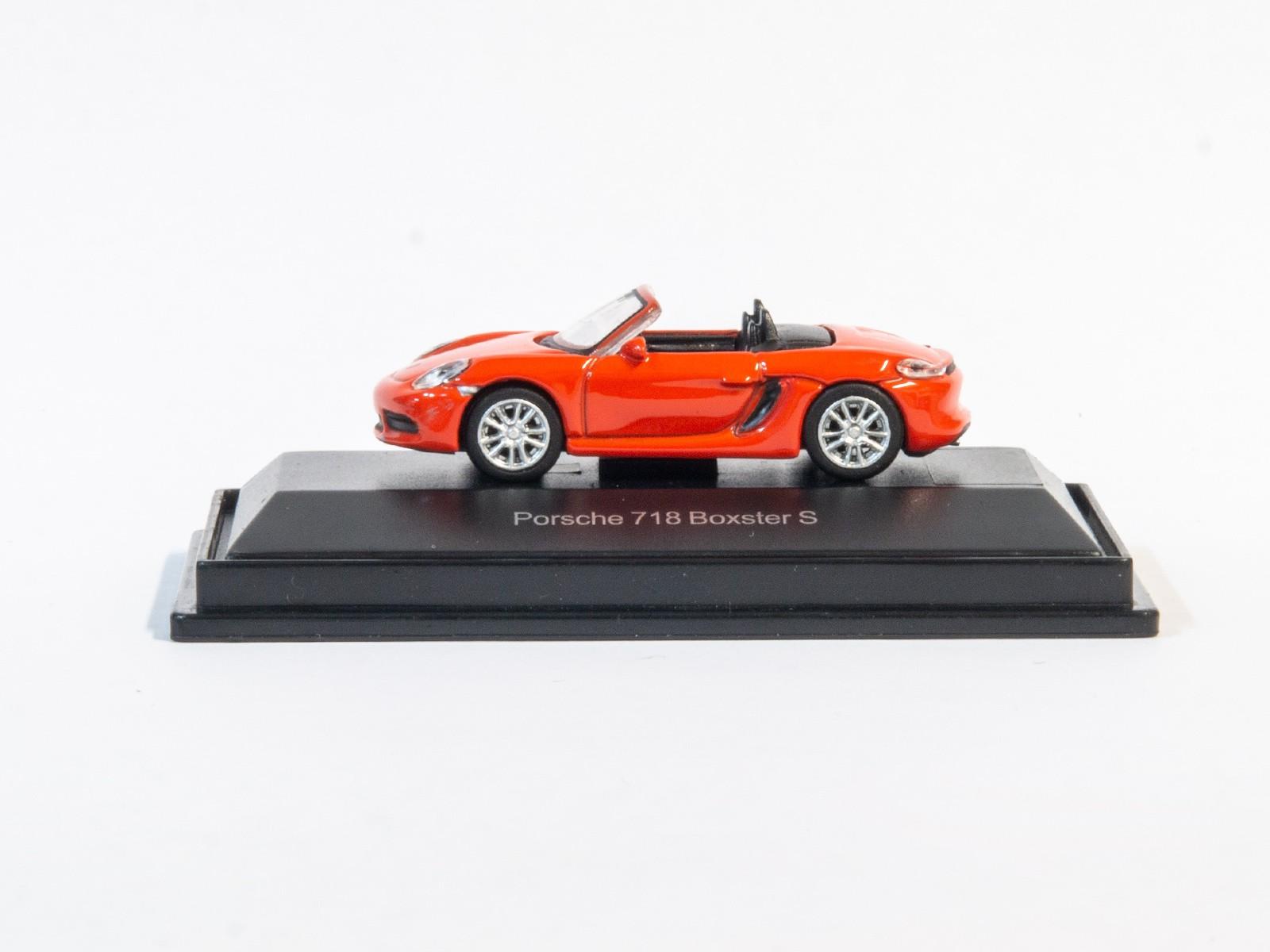 Schuco 26291 H0 Porsche 718 Boxster S