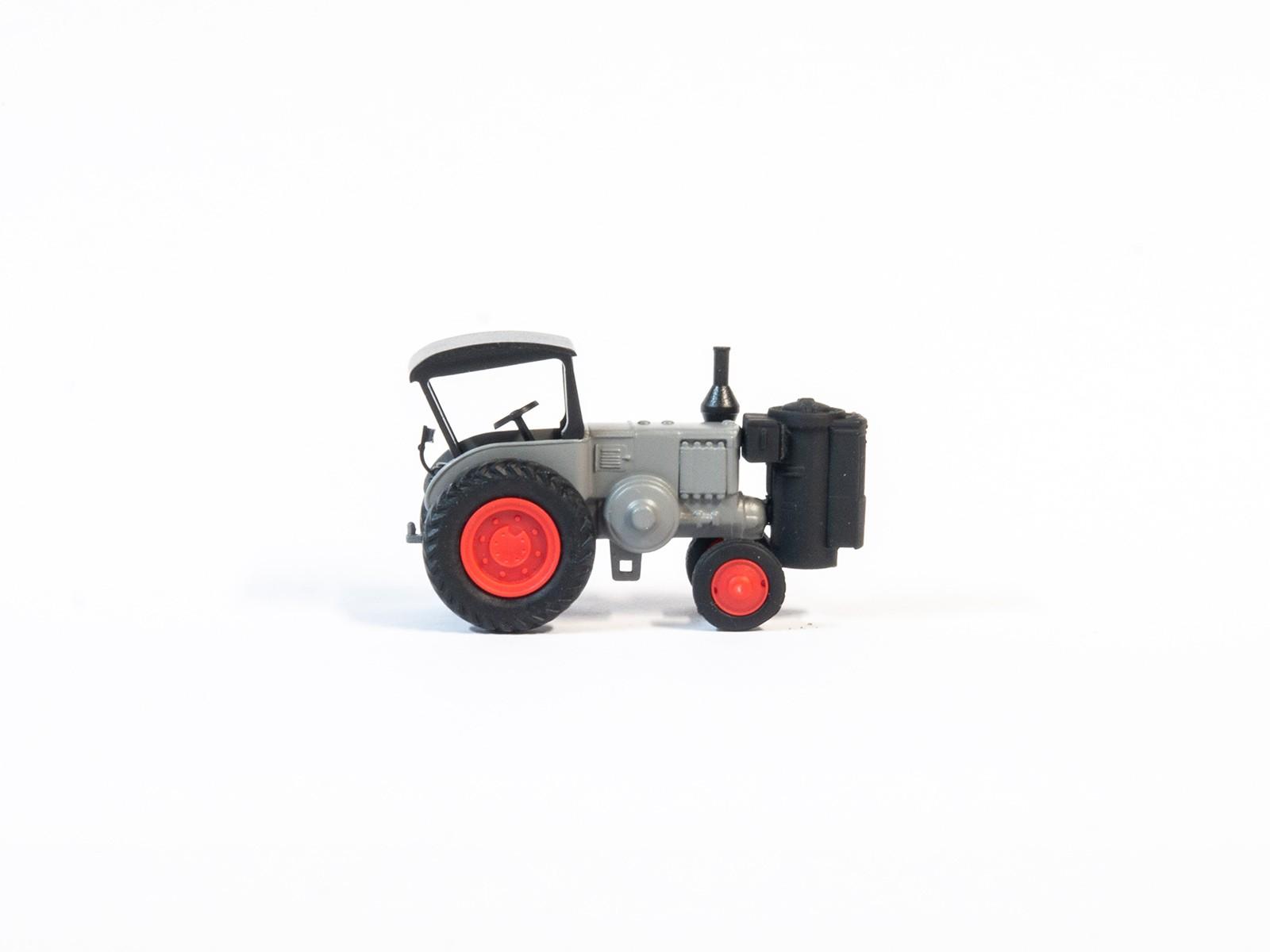 Schuco 26297 H0 Lanz Bulldog mit Holzvergaser