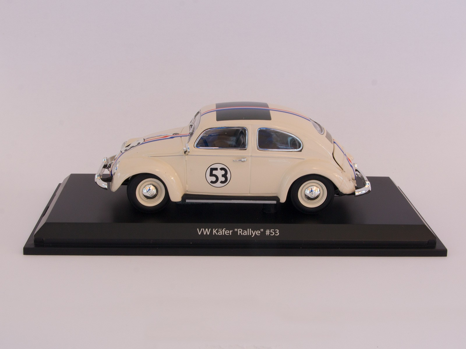 "Schuco 07740 1:32 VW Käfer ""Rallye"" #53"