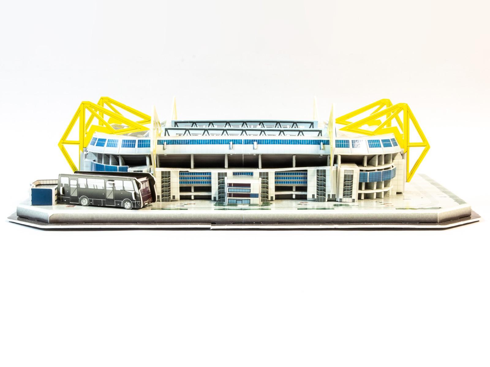 3D Puzzle Signal Iduna Park Dortmund