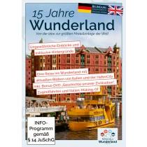 """Doppel-DVD """"15 Jahre Miniatur Wunderland"""" PAL (deutsch & englisch)"""