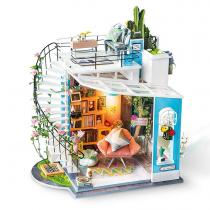 Dora's Loft - Bausatz DIY - Robotime ROLIFE DG12