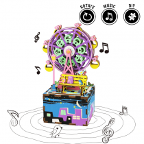 Musik-Box Karussell - Bausatz DIY - Robotime ROLIFE AM402