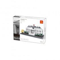 Wange 4214 - Weißes Haus - 803 Bausteine