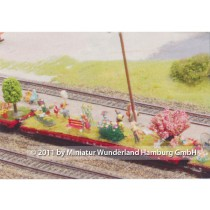 Panini 2011 Bild Nr 045  Miniatur Wunderland