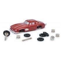 Schuco 450559500 Piccolo Mercedes Benz 300 SL Montagekasten 1:90