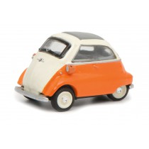 Schuco 26323 BMW Isetta beige-orange 1:87