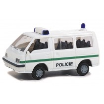 Rietze 50207 Mitsubishi L 300 Policie