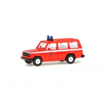 Rietze 50350 Mitsubishi Pajero Brandweer