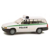 Rietze 50487 Opel Astra Caravan Policie