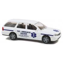 Rietze 50592 Ford Mondeo Turnier Taxi