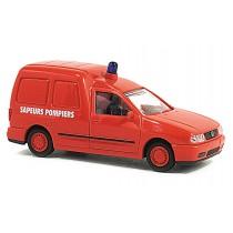 Rietze 50851 Volkswagen Caddy Sapeurs Pompiers