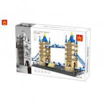 Wange 5215 - Tower Bridge - 1033 Bausteine
