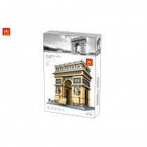 Wange 5223 - Arc de Triomphe - 1401 Bausteine