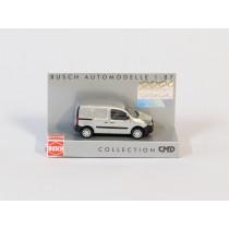 Busch 50601 Mercedes-Benz Citan, Kastenwagen, silber
