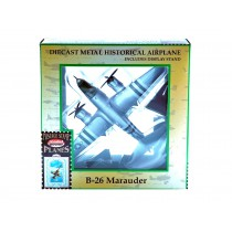 "Model Power MP 5562-1  B-26 Marauder ""Baby Bumps I 1:100"