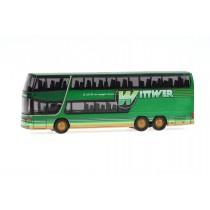 Rietze 60256 Setra S 328 DT Wittwer Reisen