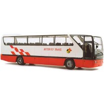 Rietze 61267 Mercedes-Benz O 350 RHD Butterfly Travel