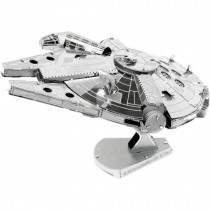 Metal Earth Iconx Star Wars Millenium Falcon Metallbausatz - groß
