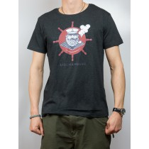 "T-Shirt ""Captain Ahoi Hamburg"""