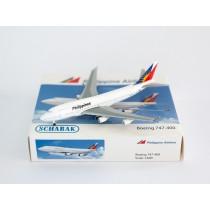 Schuco/Schabak 31415 Boeing 747:400 Philippine Airlines1 –600