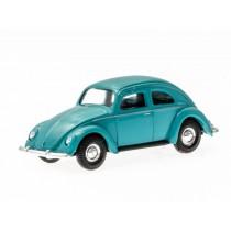 Busch 42700-112 VW Käfer mit Brezelfenster türkis