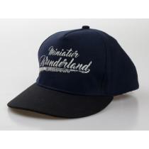 "Baseball-Cap ""Miniatur Wunderland"" blau"