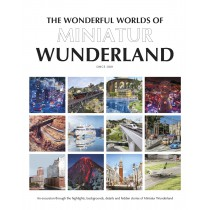 The Wonderful Worlds of Miniatur Wunderland - Book (signed)