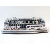3D Puzzle Estadio Santiago Bernabéu
