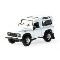 Welly 73127 H0 Land Rover (weiss)