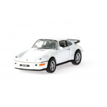 Welly 73134 H0 Porsche 964 Turbo (weiss)