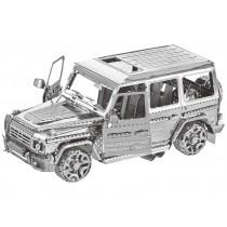 Mini-Metallbausatz Geländewagen