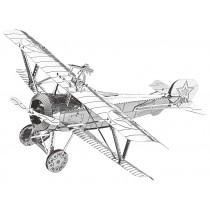 Metallbausatz Propeller-Flugzeug