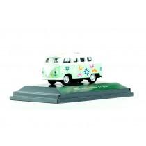 """Welly 73155 VW T1 -  Flower Power  """"Exklusiv im Miniatur Wunderland"""""""