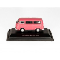 Welly 73112SW VW Bus T2 Pink - Wunderland Exklusiv